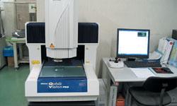 3D CNC画像測定機