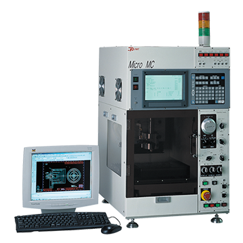 卓上型NC微細加工機 MC-ATC-M01