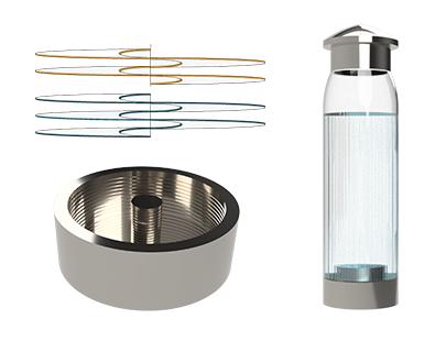 電解オゾン水生成装置