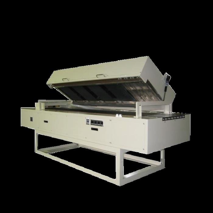 加熱式簡易硬化炉